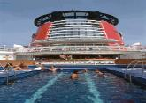 Disney cruise line adult pool